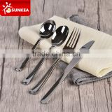 Disposable metallic silver coated plastic cutlery                                                                         Quality Choice