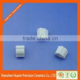 White insulating wear resistant alumina ceramic beads