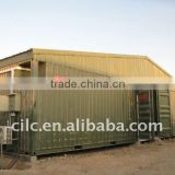 China CILC shipping house container / prefab container / prefab house /prefabricated container house