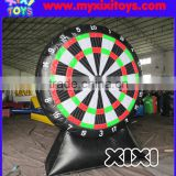 XIXI TOYS Cheap Custom Inflatable Dart Board Sport Games For Sale