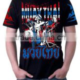 2016 Hot Cheap Free Shipping Muay Thai T-Shirt