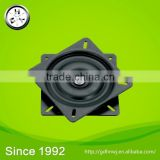 lazy susan ball bearing turntable, square swivel plate turntable,heavy duty bearing swivel plate(FT15)