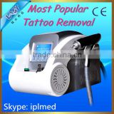 Telangiectasis Treatment OEM Q Switched Nd Yag Varicose Veins Treatment Laser Tattoo Removal System For Sale