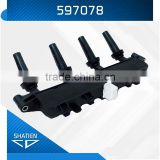 ignition coil for PEUGEOT ,CITROEN 597079,auto ignition coil.car ignition coil,generator ignition coil,coil ignition,car coil