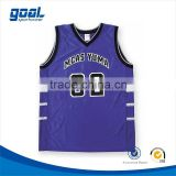 OEM service sample made mens style customized blank factory wholesale purple basketball jersey