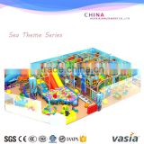Large Amazing Children Plastic Indoor Playground Ball Pool