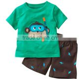 cartoon monkey baby clothing sets for baby kids clothes sets printed baby clothing sets children clothes                                                                         Quality Choice