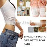 Wholesale dispelling toxins detox relax foot patch