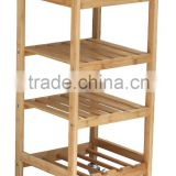 High Quality Bamboo Kitchen Furniture Kitchen Trolley with draw multifunction Kitchen Cart