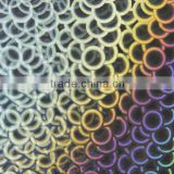 2015 New Design Laser Hydrographic Printing Film, Water Transfer Laser Film,Dipping Film No.RL008