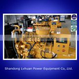 90Kw Lvhuan Gas generator set syngas generator waste to energy power plants