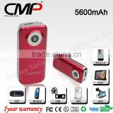 CMP 5600mAh Mobile Battery Charger for Cell Phone/HTC Kingdom/Lead/Droid X/Milestone3/EVO 4G