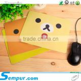 Thin Wrist Comfort Mouse Pad Mat Mice Pads For Optical / Trackball Mouse