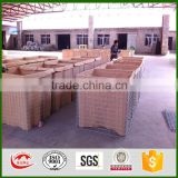 Application Dubai market hot&electro galvanized military sand wall hesco barrier wall