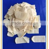 Anti-static Cut Type Powder Free Cleanroom latex finger cot