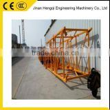 for sale big mast section Mini low cost topless tower crane