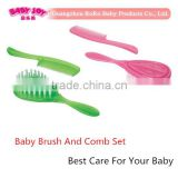 Bbay Comb And Brush Set/Baby Brush And Comb