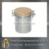 custom barrel type 201 mirror finished trash bin hot selling new products made in china