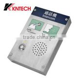 Koontech Competitive price Wall Mounting Handsfree Intercom Telephone Knzd-30