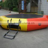 New Inflatable Water Trampoline/Water play equipment for amusement park
