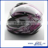 SCL-2014060014 best quality reasonable price ladies cheap plastic skull motorcycle helmets