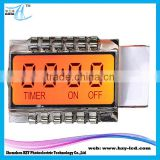 TN LCD Type For Domestic Appliance Instrument Counter Roomba Toys Used LCD Module Display