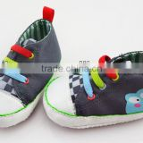 Lovely toddler shoe, baby foot cover, casual design infant shoe