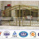 Decorative & waterproof iron fence philippines