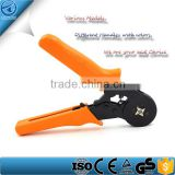 0.25-6mm2 Mini-type Self-adjustable Crimping Pliers, Hand tool terminals crimping pliers for cable-end sleeves