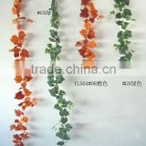 artificial grape leaves garland YL564-1