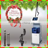 Beauty Salon Instruments Co2 Fractional Laser Equipment Tattoo /lip Line Portable Removal Laser Blood Vessels Removal Beauty Equipment Skin Regeneration Vascular Treatment
