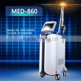 Q Switch Laser Tattoo Removal Machine Laser Tattoo Washing Marks Removal Q Switch Nd Yag Laser Machine Med-810a Nd Yag Laser Machine