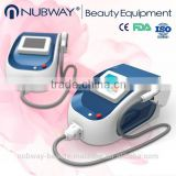 1-120j/cm2 Permanent Facial Hair Removal Diode Arm / Chest Hair Removal Laser Black Skin Hair Removal