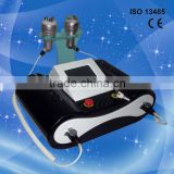 2013 high quality Multifunction beauty equipment E-light+RF equipment rf air conditioner remote control
