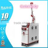 Vascular Tumours Treatment Cost-effective 2000mj Q-switch Nd Mongolian Spots Removal Yag Laser Tattoo Removal Machine