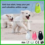 Smart anti-lost bluetooth tracking key finder for kids,pets,cars