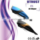 Hot sale Professional switch ceramic blade hair clipper of barber shop equipment made in china.