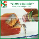 Factory Canned Mackerel in Tomato Sauce