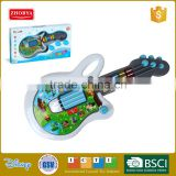 Zhorya educational musical guitar with russian dubbing and lighting