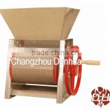 Red Coffee Bean Shelling Machine / Cocoa Sheller / Desheller / Shell Remover