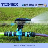 "2016 china supplier manufacturing high quality plastic pom material 1/2"" irrigation big gun sprinkler"