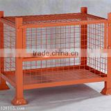 Stackable wire storage cage XHT-5