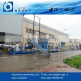 PE PP film cutting compaction granulating machine with CE