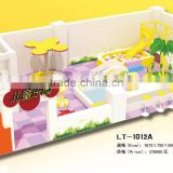 2013 NEW ARRIVAL!!!HIGH QUALITY KIDS INDOOR PLAYGROUND EQUIPMENT LT-1012A