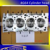 Own brand petrol 4g64 cylinder head (for Mitsubishi 4g64 8v SOHC MD099389 MD040520)