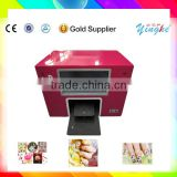 hot sale and low price and fast speed digital nail printer for beauty salon with computer