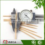 Custom Eco-friendly Barbeque Natural Bbq Bamboo Pick Wholesale