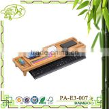 Aonong Bamboo Table Storage/ Desktop Organizer