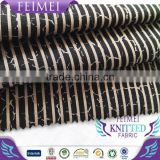 Printed Viscose / Nylon Ponte Roma fabric wholesale from Chinese manufacturer