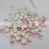 High quality acrylic rhinestone flat back 1.5mm for nail art